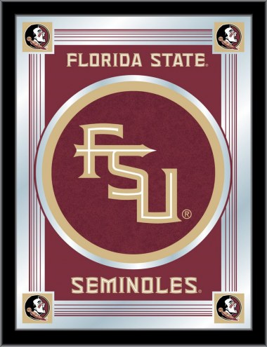 Florida State Seminoles Script Logo Mirror