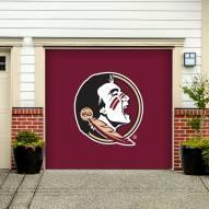 Florida State Seminoles Single Garage Door Banner