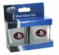 Florida State Seminoles Shot Glass Set