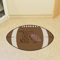 Florida State Seminoles Southern Style Football Floor Mat