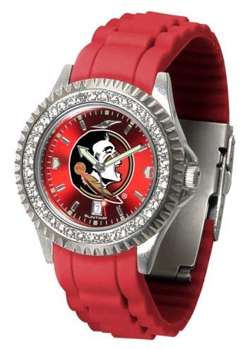 Florida State Seminoles Sparkle Women's Watch