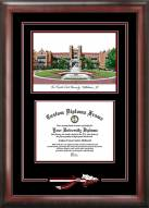 Florida State Seminoles Spirit Diploma Frame with Campus Image
