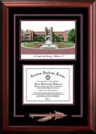 Florida State Seminoles Spirit Graduate Diploma Frame