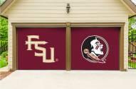 Florida State Seminoles Split Garage Door Banner