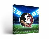 Florida State Seminoles Stadium Canvas Wall Art