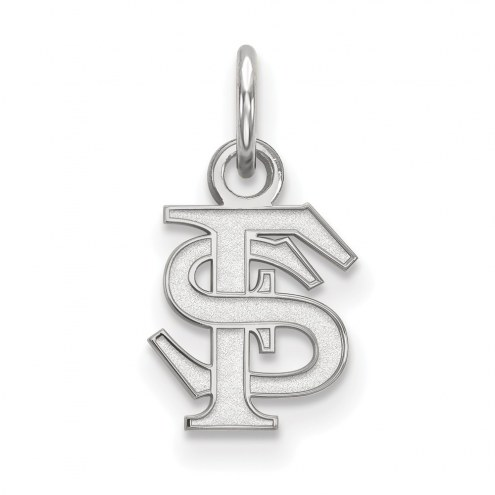 Florida State Seminoles Sterling Silver Extra Small Pendant