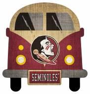 Florida State Seminoles Team Bus Sign