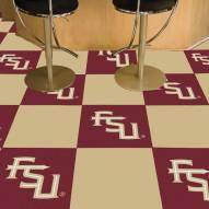 Florida State Seminoles Team Carpet Tiles