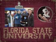 Florida State Seminoles Team Name Clip Frame