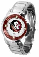 Florida State Seminoles Titan Steel Men's Watch