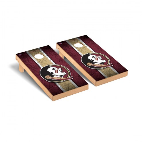 Florida State Seminoles Vintage Cornhole Game Set