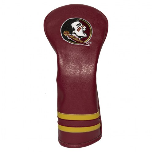 Florida State Seminoles Vintage Golf Fairway Headcover