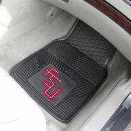 Florida State Seminoles Vinyl 2-Piece Car Floor Mats