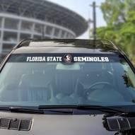 Florida State Seminoles Windshield Decal