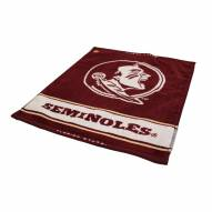 Florida State Seminoles Woven Golf Towel