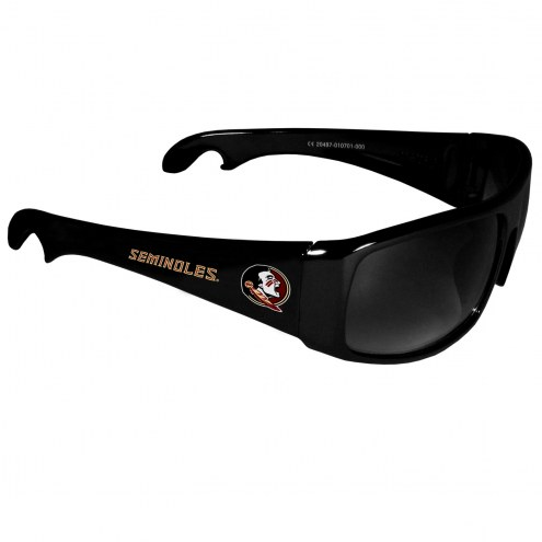 Florida State Seminoles Wrap Bottle Opener Sunglasses