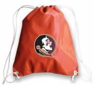 Florida State Seminoles Basketball Drawstring Bag