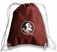 Florida State Seminoles Football Drawstring Bag