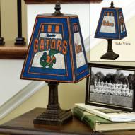 Florida Gators NCAA Hand-Painted Art Glass Table Lamp