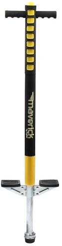 Flybar Foam Maverick Pogo Stick - Black/Yellow