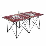 Fordham Rams Pop Up 6' Ping Pong Table