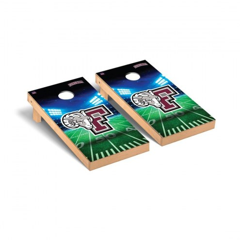 Fordham Rams Stadium Cornhole Game Set