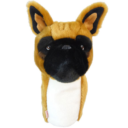 Frenchie Golf Driver Head Cover
