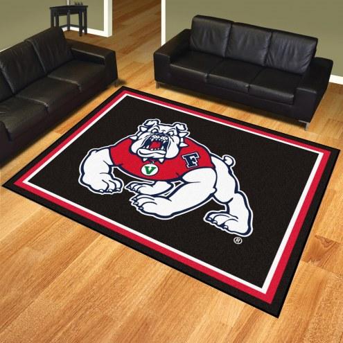 Fresno State Bulldogs 8' x 10' Area Rug
