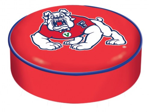 Fresno State Bulldogs Bar Stool Seat Cover