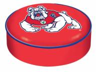 Fresno State Bulldogs Bar Stool Seat Cover