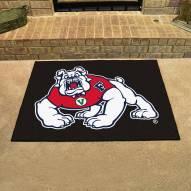 Fresno State Bulldogs Black All-Star Mat
