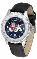 Fresno State Bulldogs Competitor AnoChrome Men's Watch