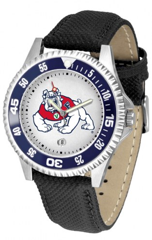 Fresno State Bulldogs Competitor Men's Watch