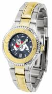 Fresno State Bulldogs Competitor Two-Tone AnoChrome Women's Watch