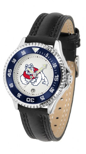 Fresno State Bulldogs Competitor Women's Watch