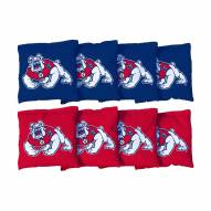 Fresno State Bulldogs Cornhole Bag Set