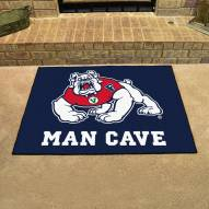 Fresno State Bulldogs Man Cave All-Star Rug