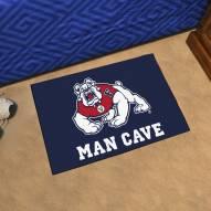 Fresno State Bulldogs Man Cave Starter Mat