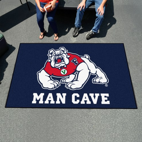 Fresno State Bulldogs Man Cave Ulti-Mat Rug