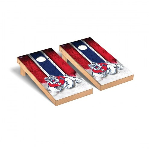 Fresno State Bulldogs Mini Cornhole Set