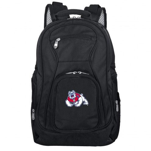 Fresno State Bulldogs Laptop Travel Backpack