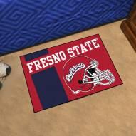 Fresno State Bulldogs NCAA Starter Rug