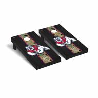 Fresno State Bulldogs Operation Hat Trick Stained Cornhole Game Set