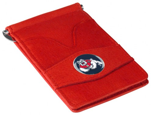 Fresno State Bulldogs Red Player's Wallet