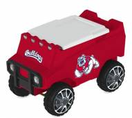 Fresno State Bulldogs Remote Control Rover Cooler