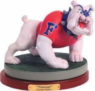 Fresno State Bulldogs Collectible Mascot Figurine