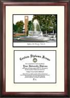 Fresno State Bulldogs Scholar Diploma Frame
