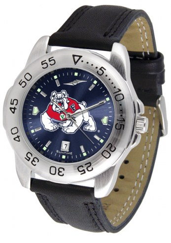 Fresno State Bulldogs Sport AnoChrome Men's Watch