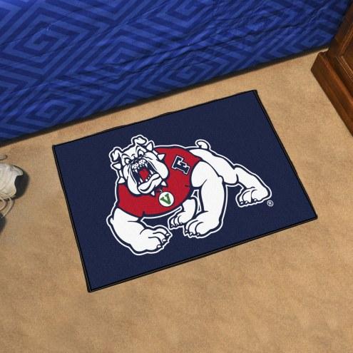 Fresno State Bulldogs Starter Rug