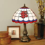 Fresno State Bulldogs Tiffany Table Lamp
